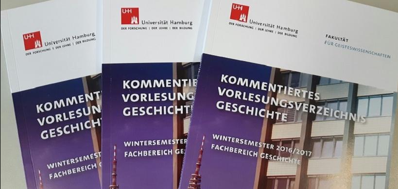 Uni Hamburg Vorlesungsverzeichnis